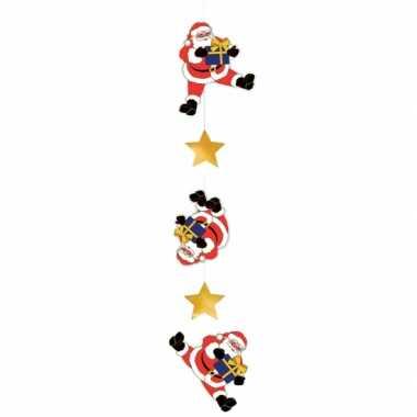 Kerst hanger kerstmannen kerstversiering