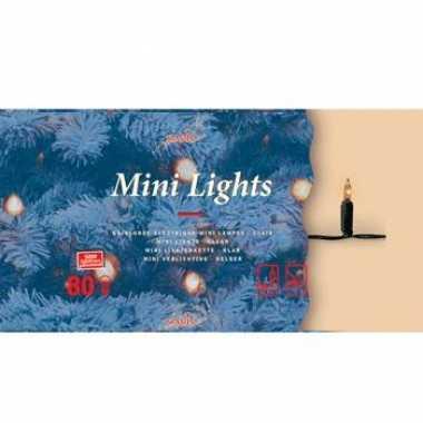 Kerstboom verlichting 80 lampjes kerstversiering