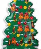 Kerstboom decoratie 100 cm kerstversiering