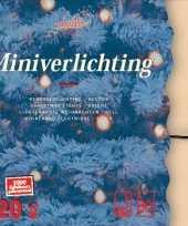 Kerstboom verlichting 120 stuks kerstversiering